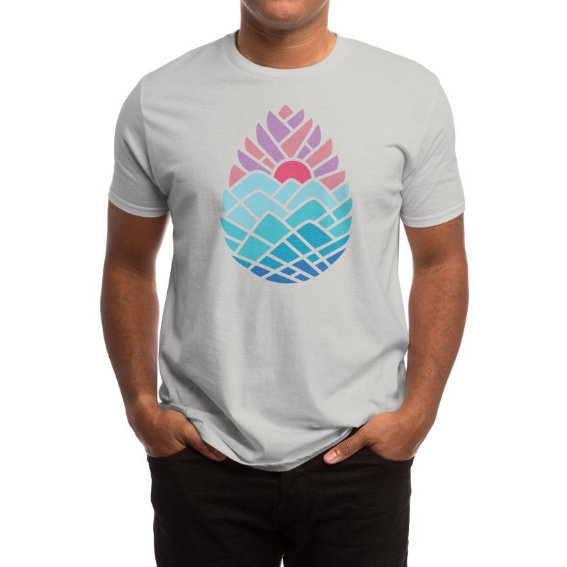 Alpine Men's T-Shirt by Threadless Artist Shop