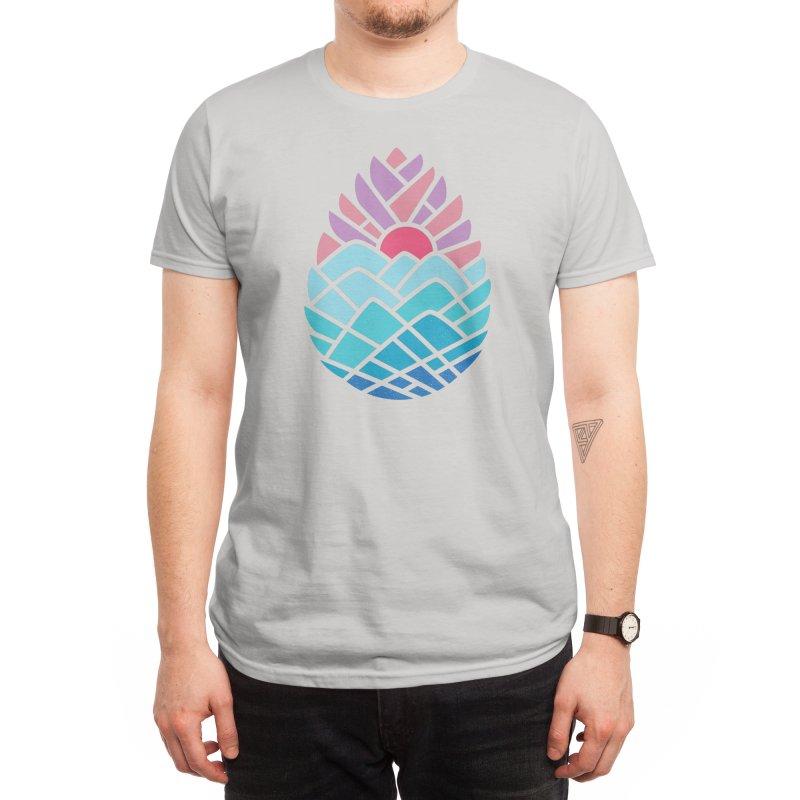 Alpine Men's T-Shirt by Threadless Artist Shop