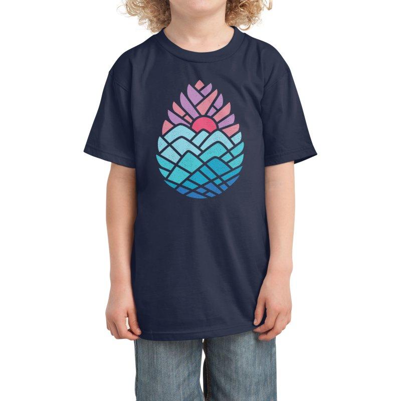 Alpine Kids T-Shirt by Threadless Artist Shop