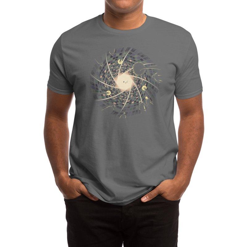 Sky Aperture Men's T-Shirt by Threadless Artist Shop
