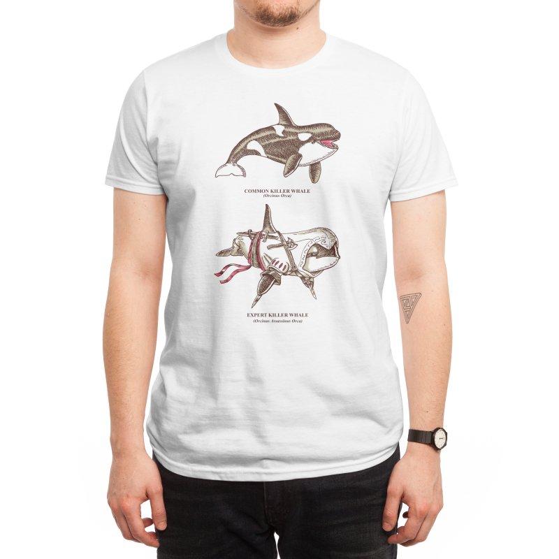Expert Killer Men's T-Shirt by Threadless Artist Shop