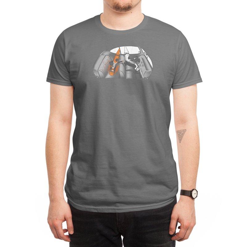 Color-Coded Criminals Men's T-Shirt by Threadless Artist Shop