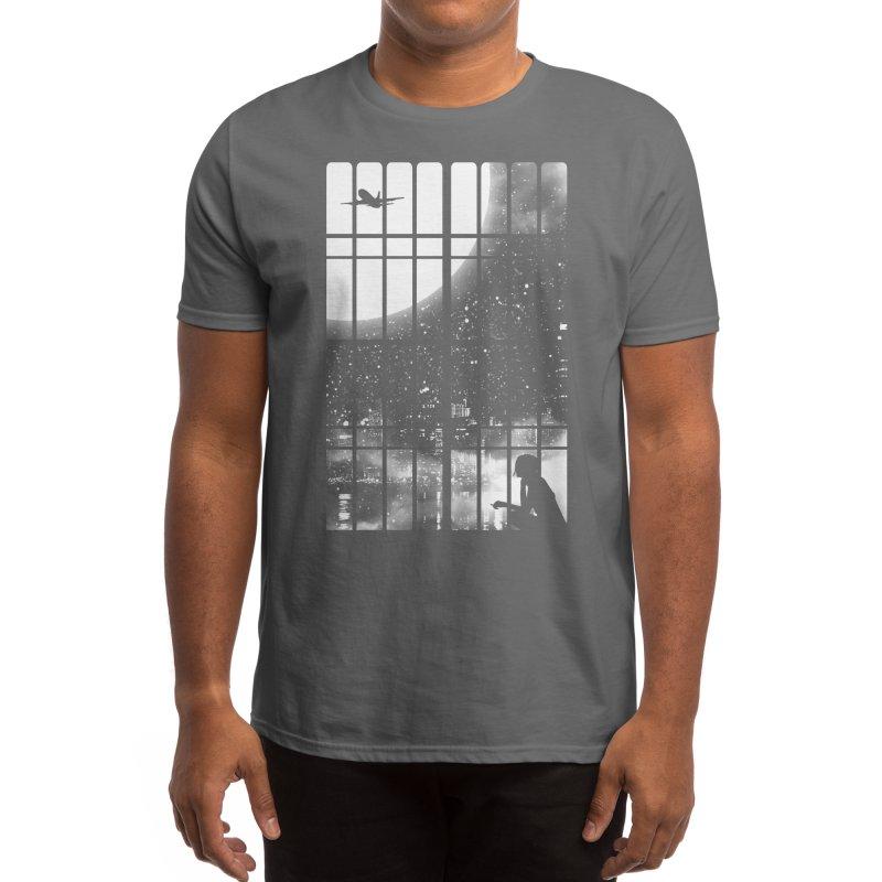 All Alone Men's T-Shirt by Threadless Artist Shop