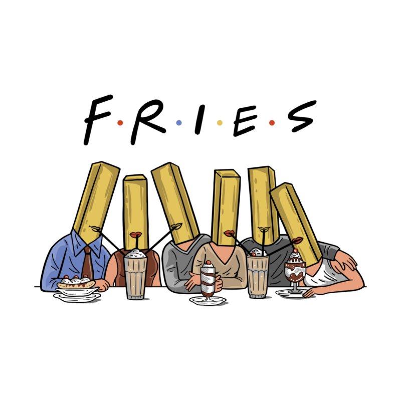 Fries Men's T-Shirt by Threadless Artist Shop