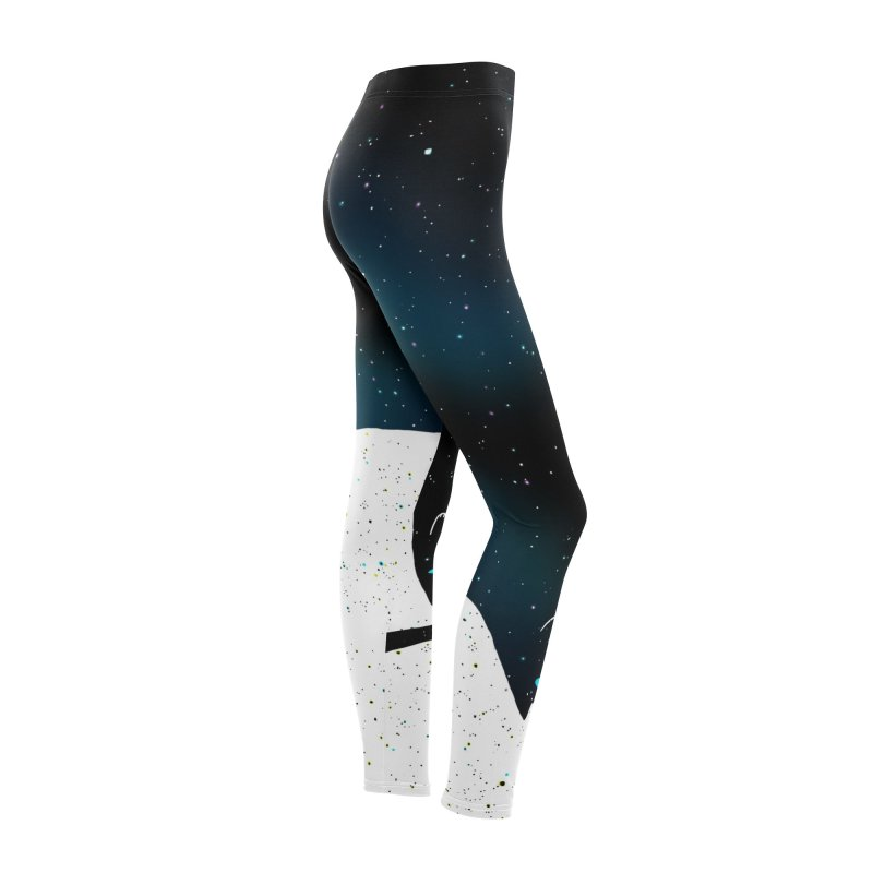 Space Cat Galaxy Women's Bottoms by Threadless Artist Shop