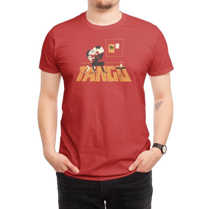 2 To Tango Men's T-Shirt by Threadless Artist Shop