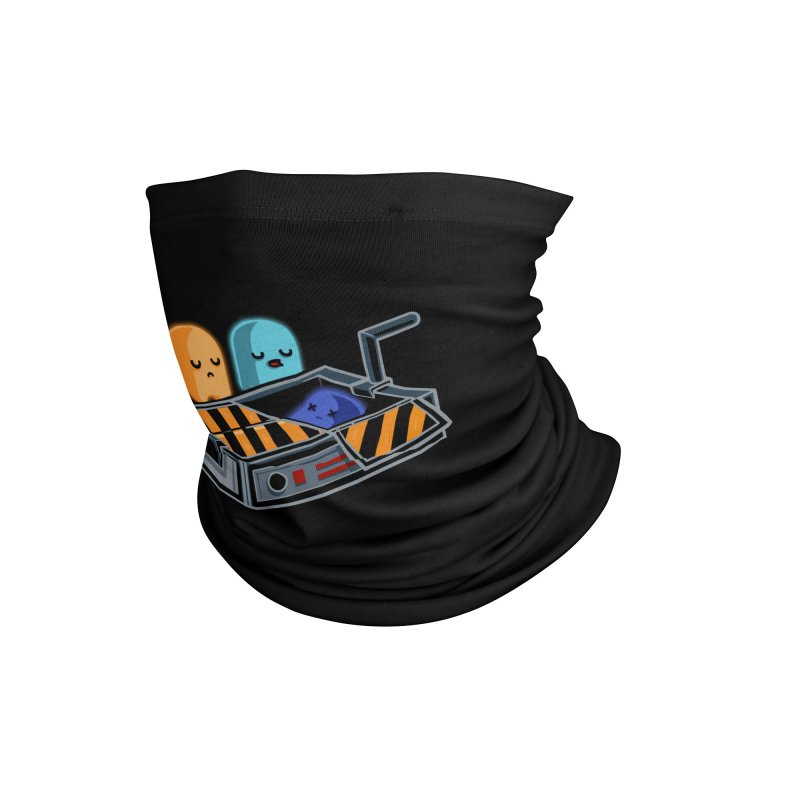 Ghost Busted Accessories Neck Gaiter by Threadless Artist Shop