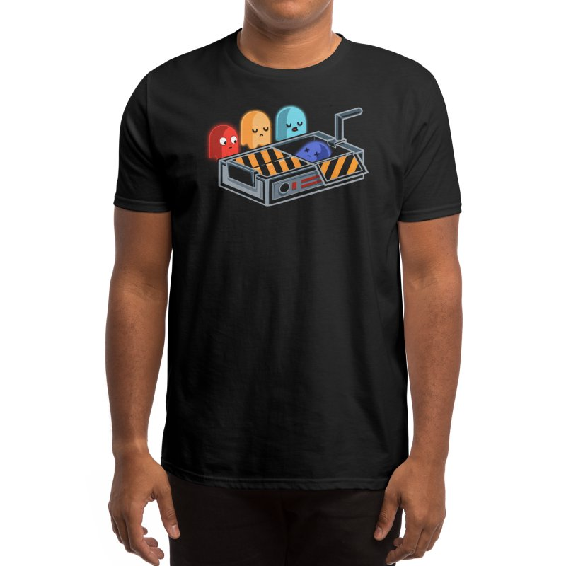 Ghost Busted Men's T-Shirt by Threadless Artist Shop