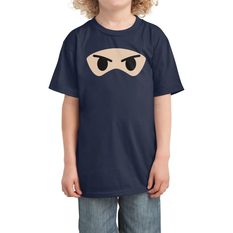 Angry Eyes Kids T-Shirt by Threadless Artist Shop