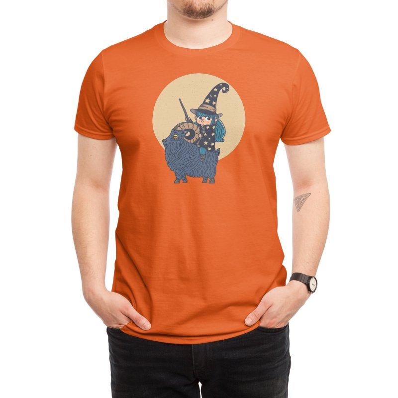 Black Magic Men's T-Shirt by Threadless Artist Shop