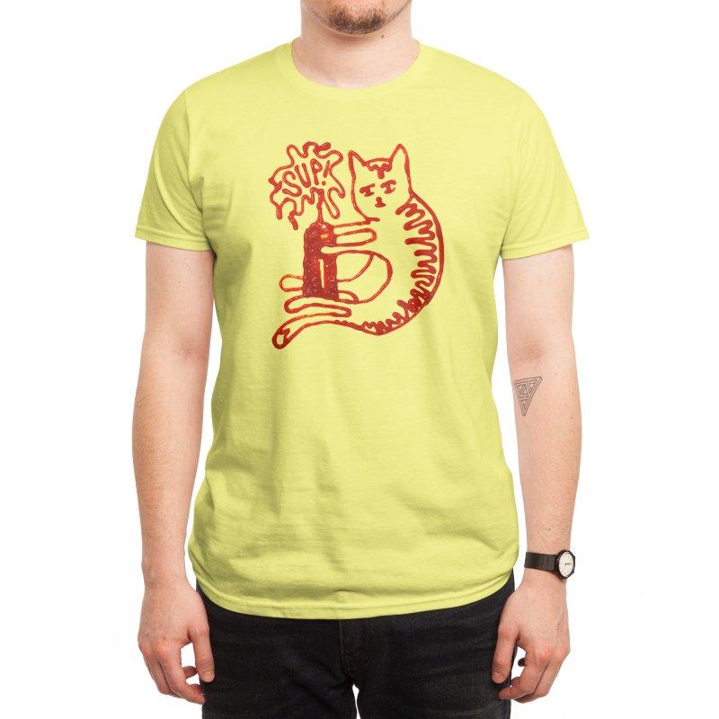 Catsup Men's T-Shirt by Threadless Artist Shop