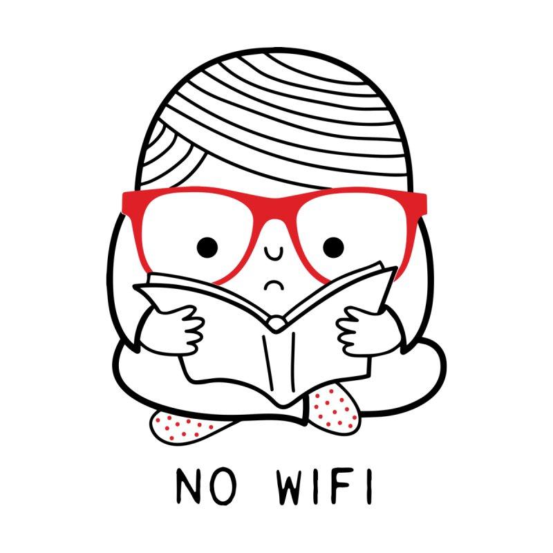No Wi-Fi Women's T-Shirt by Threadless Artist Shop