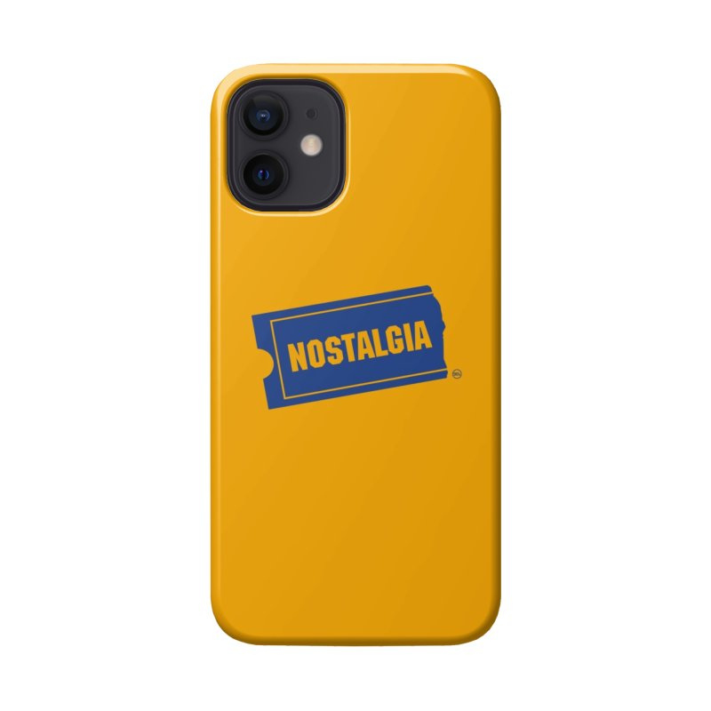 Nostalgia - Rodrigo Leonardo Batista Ferreira Accessories Phone Case by Threadless Artist Shop
