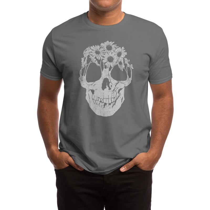 Pushing Daisies Men's T-Shirt by Threadless Artist Shop