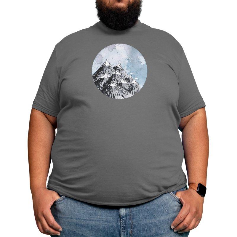 How Many Roads? Men's T-Shirt by Threadless Artist Shop