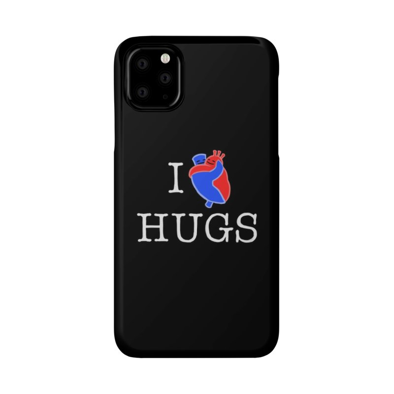 I Love Hugs Accessories Phone Case by Threadless Artist Shop