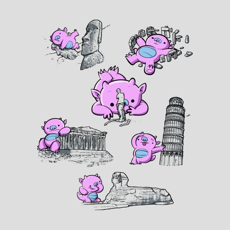 Infamous Mishaps Throughout History Kids T-Shirt by Threadless Artist Shop