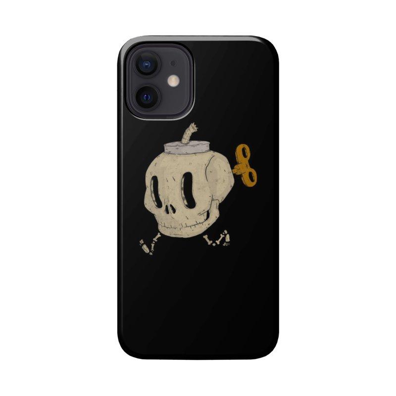 Skull Bomb Accessories Phone Case by Threadless Artist Shop