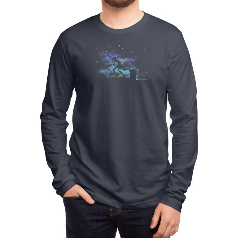 Sky Thief Men's Longsleeve T-Shirt by Threadless Artist Shop