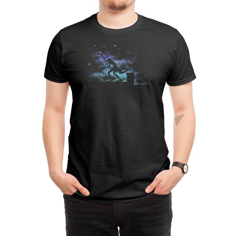 Sky Thief Men's T-Shirt by Threadless Artist Shop