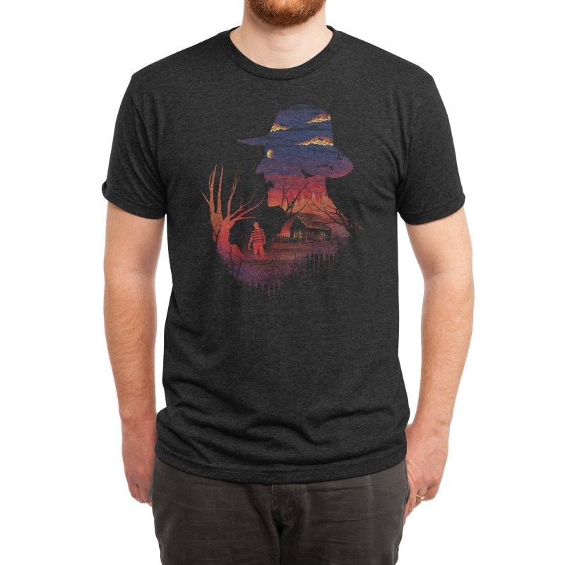 Nightmare on the Street Men's T-Shirt by Threadless Artist Shop