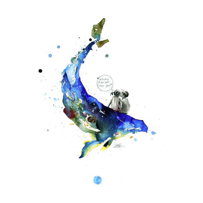 Whale Men's T-Shirt by Threadless Artist Shop