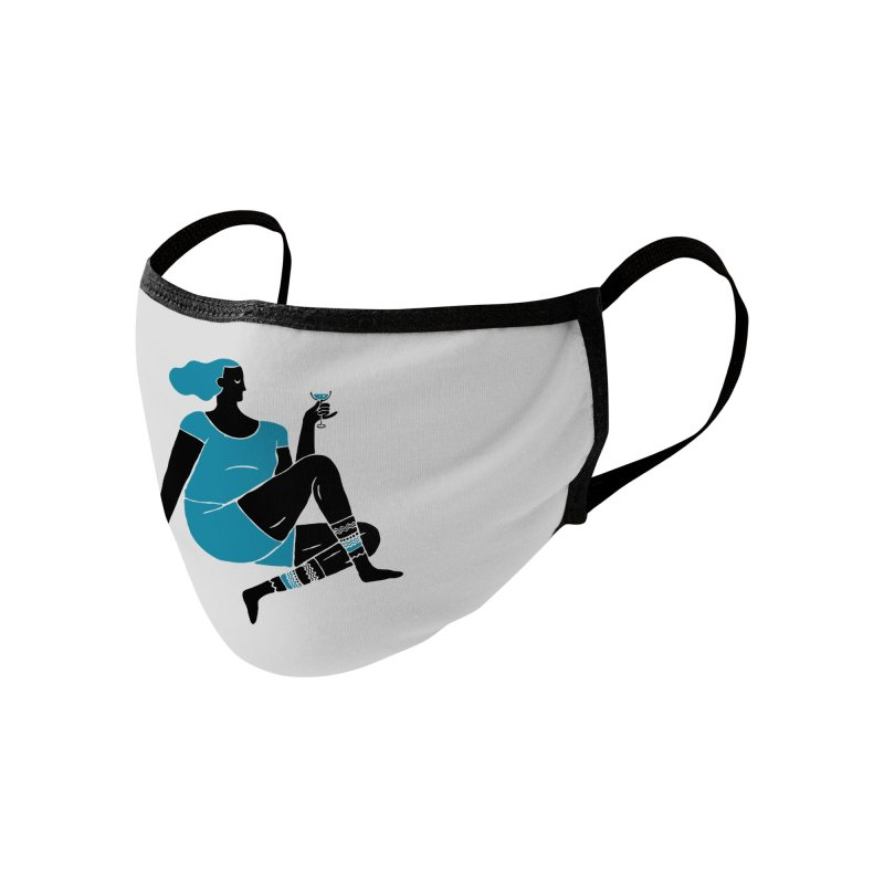 Enjoy Accessories Face Mask by Threadless Artist Shop
