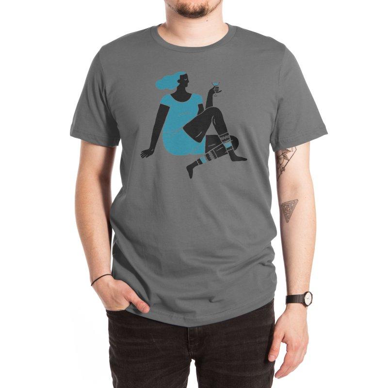 Enjoy Men's T-Shirt by Threadless Artist Shop