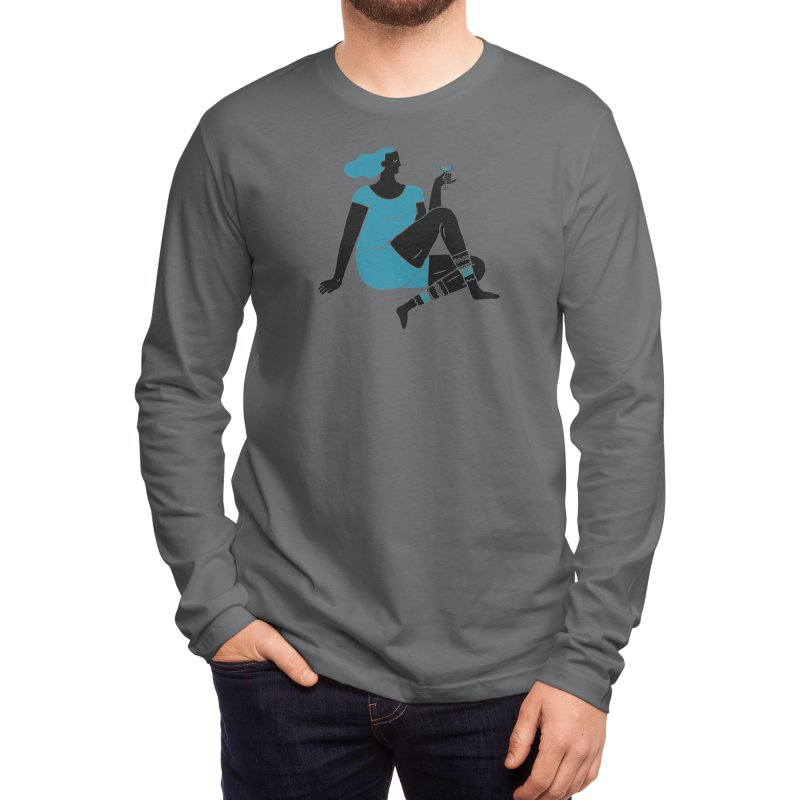 Enjoy Men's Longsleeve T-Shirt by Threadless Artist Shop