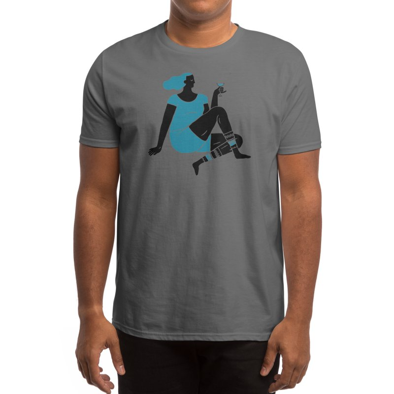 Enjoy Men's T-Shirt by Threadless Artist Shop