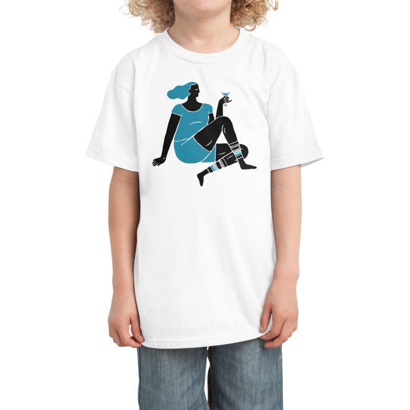 Enjoy Kids T-Shirt by Threadless Artist Shop