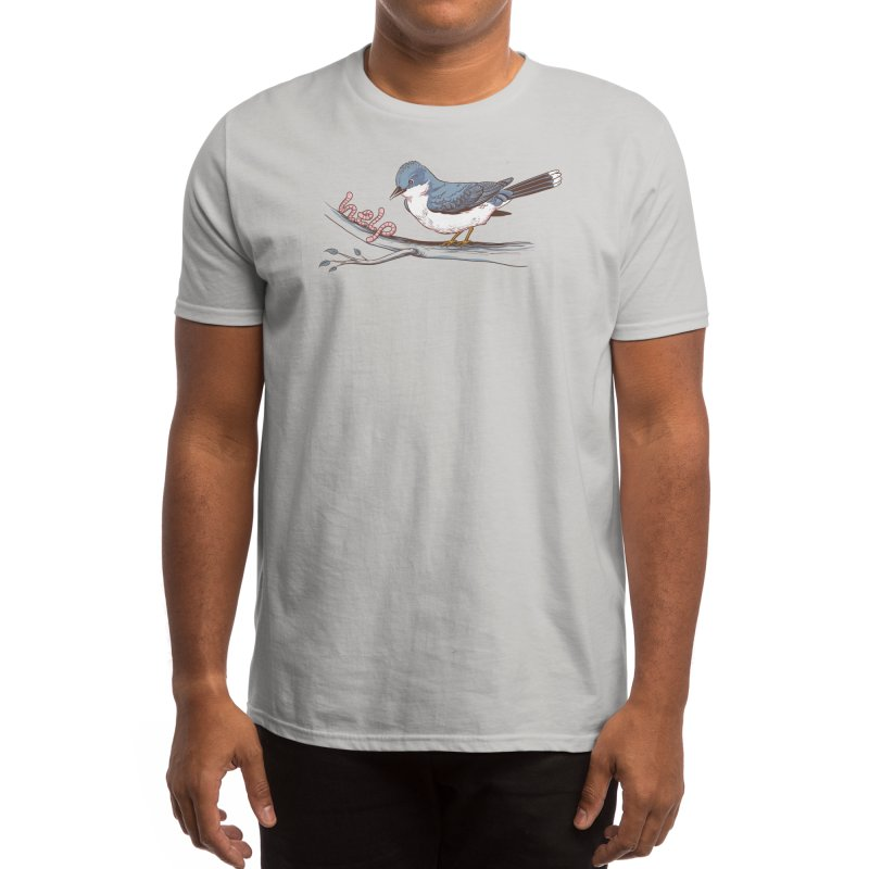 Help Men's T-Shirt by Threadless Artist Shop