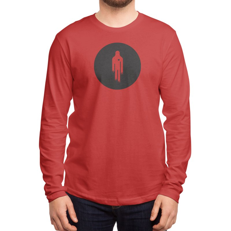 Void Of All Feelings Men's Longsleeve T-Shirt by Threadless Artist Shop