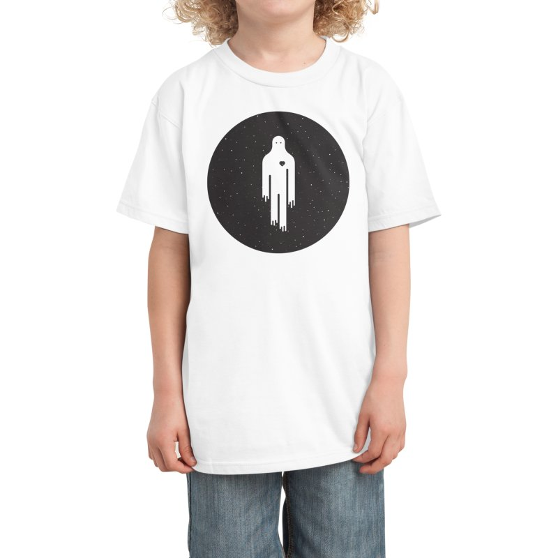 Void Of All Feelings Kids T-Shirt by Threadless Artist Shop