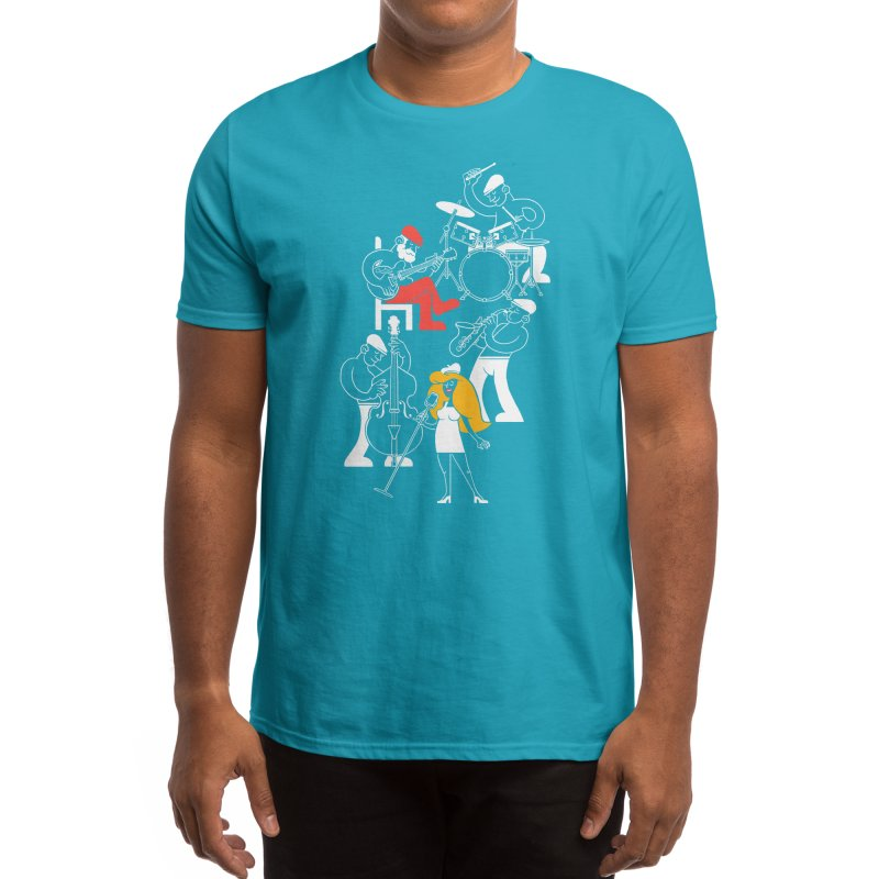Classic Blues Men's T-Shirt by Threadless Artist Shop