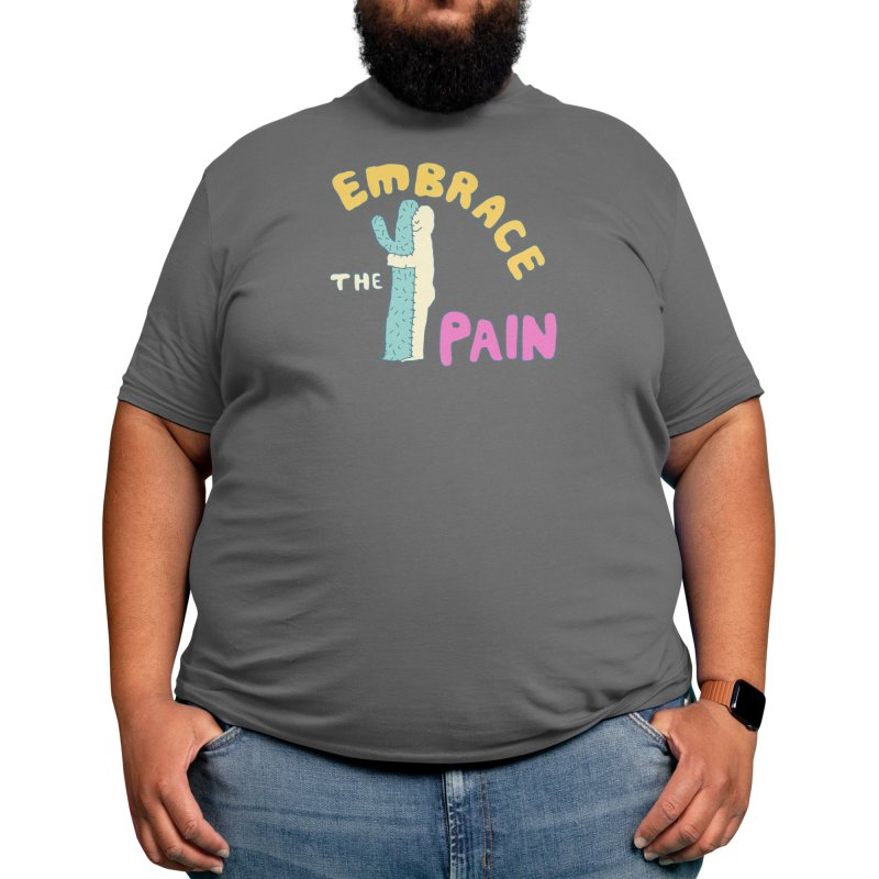 Embrace The Pain Men's T-Shirt by Threadless Artist Shop