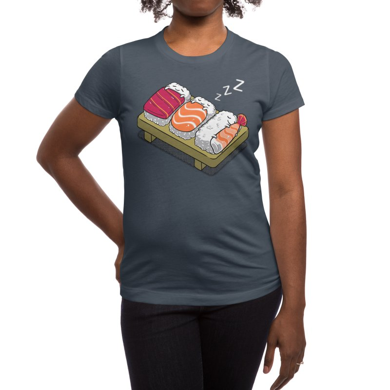 Sushi Women's T-Shirt by Threadless Artist Shop