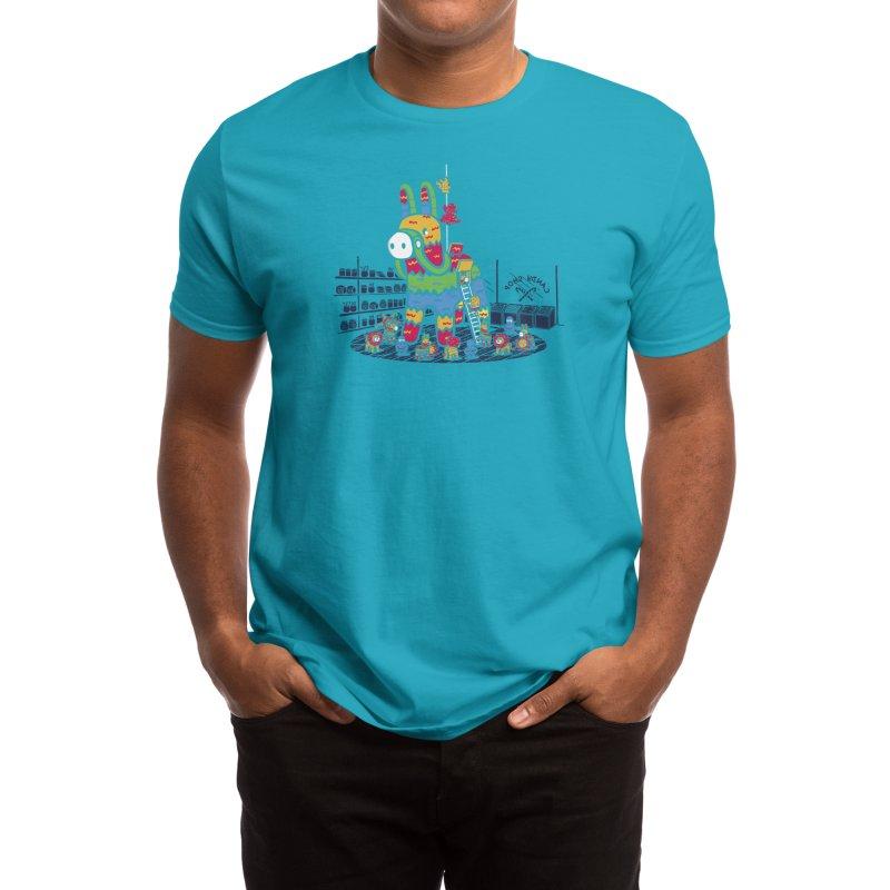 Trojan Pinata Men's T-Shirt by Threadless Artist Shop
