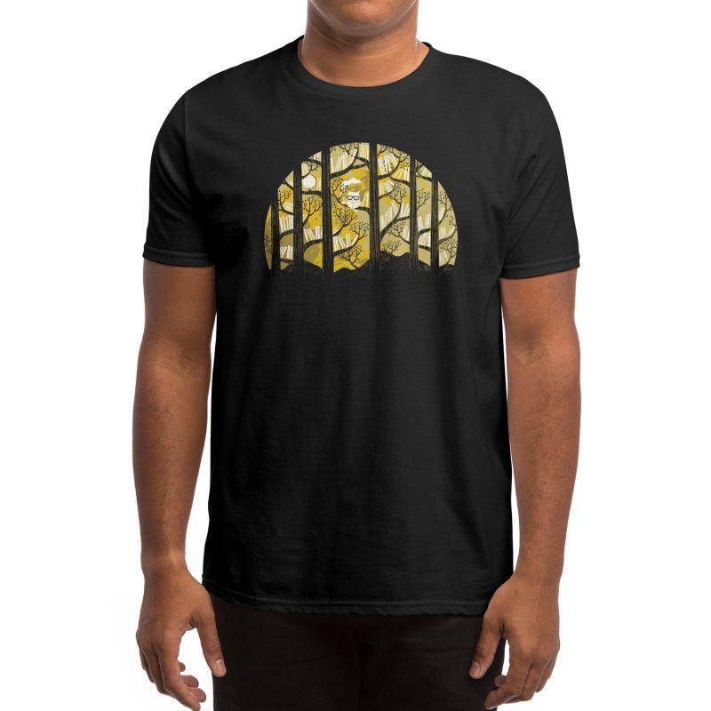Why Is an Owl Smart? Men's T-Shirt by Threadless Artist Shop