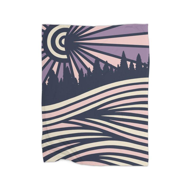 AUTUMN N/GHTS Home Blanket by Threadless Artist Shop