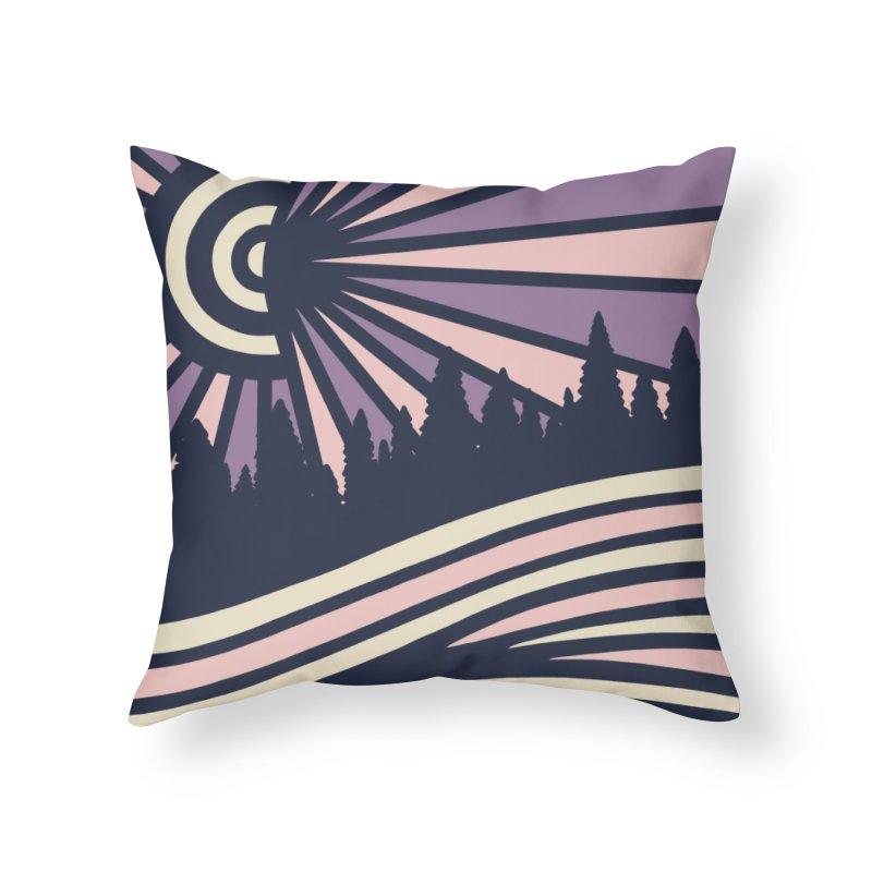 AUTUMN N/GHTS Home Throw Pillow by Threadless Artist Shop