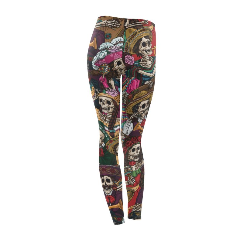 Dia de los Muertos Women's Bottoms by Threadless Artist Shop
