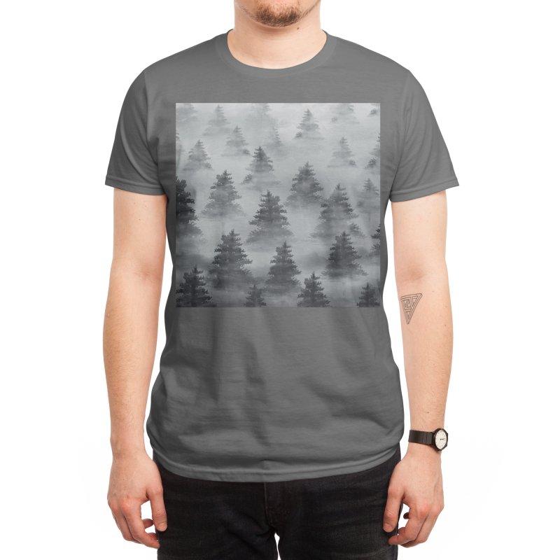 Silence of Nature Men's T-Shirt by Threadless Artist Shop