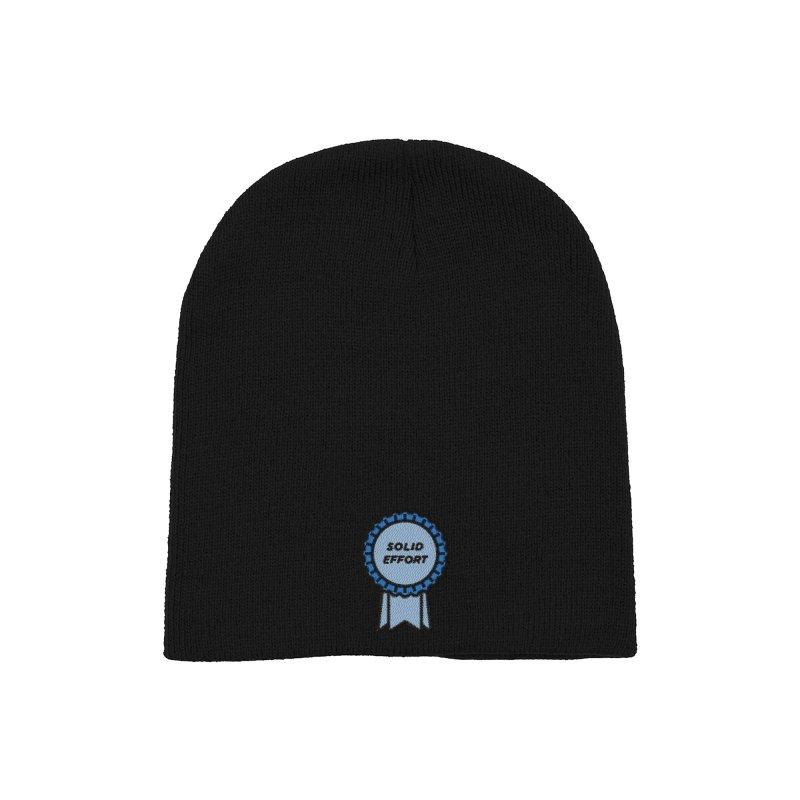 Solid Effort Accessories Hat by Threadless Artist Shop