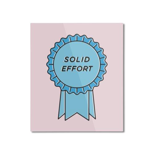 image for Solid Effort