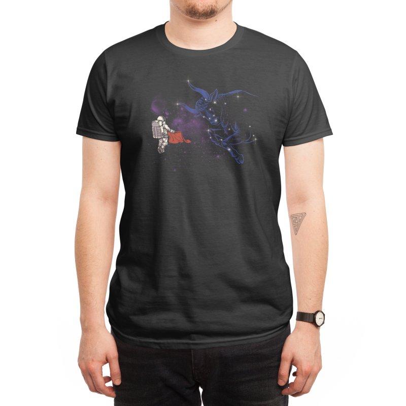 Astro Matador Men's T-Shirt by Threadless Artist Shop