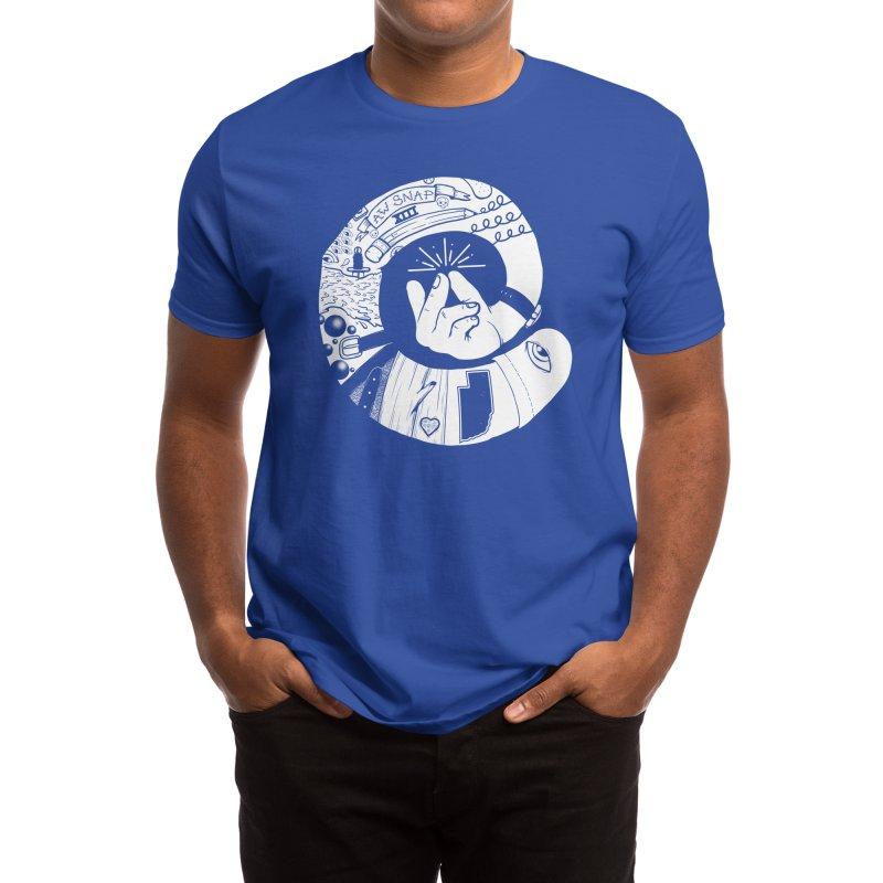 Aw Snap! Men's T-Shirt by Threadless Artist Shop