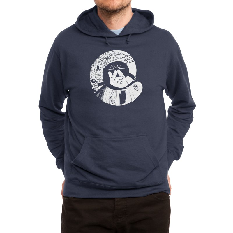 Aw Snap! Men's Pullover Hoody by Threadless Artist Shop