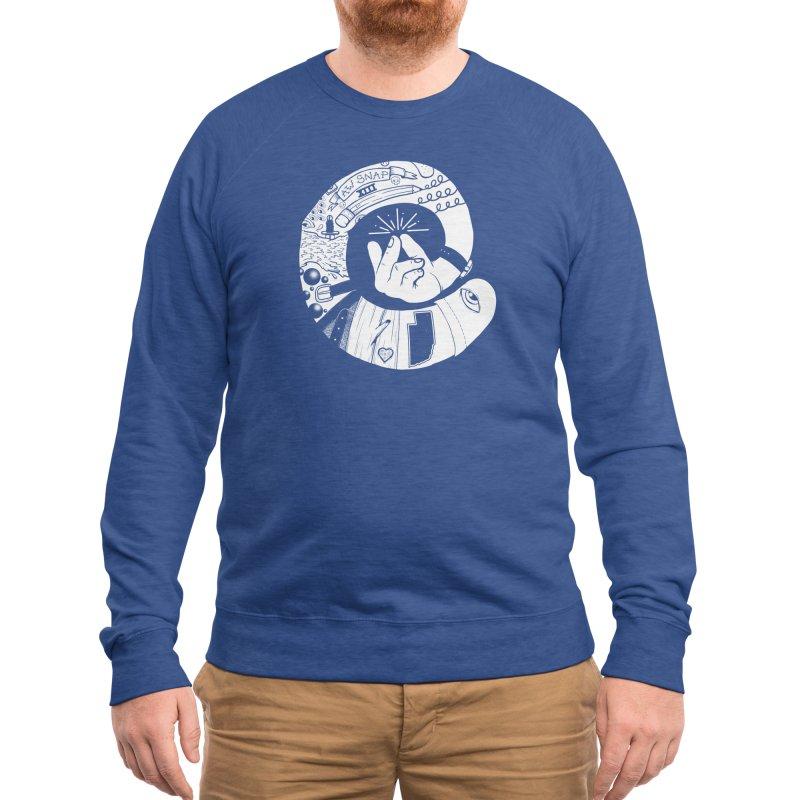 Aw Snap! Men's Sweatshirt by Threadless Artist Shop
