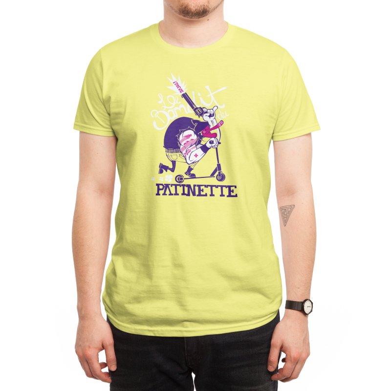 Bandit Men's T-Shirt by Threadless Artist Shop
